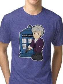 Doctor Number Three Tri-blend T-Shirt