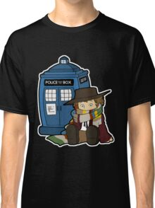 Doctor Number Four Classic T-Shirt