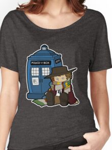 Doctor Number Four Women's Relaxed Fit T-Shirt