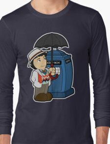 Doctor Number Seven Long Sleeve T-Shirt
