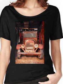 Rusting Truck Women's Relaxed Fit T-Shirt
