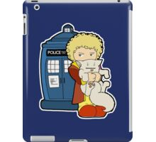 Doctor Number Six iPad Case/Skin