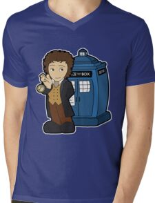 Doctor Number Eight Mens V-Neck T-Shirt