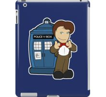 Doctor Number Eleven iPad Case/Skin