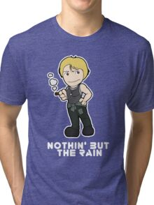 Nothin' But The Rain Tri-blend T-Shirt