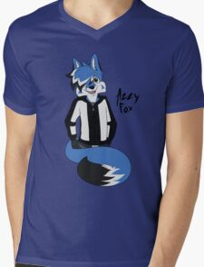 AzzyFox Mens V-Neck T-Shirt
