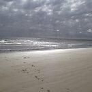 Greens Beach tranquillity before the rain by gaylene