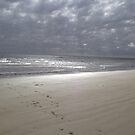 Greens Beach tranquillity before the rain by gaylene