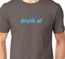 drunk af alt Unisex T-Shirt