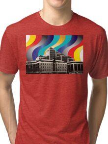 Tomb Tri-blend T-Shirt