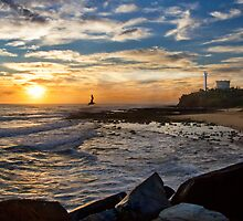 Point Cartwright Sunrise by Jennifer Bailey