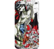 toxic world iPhone Case/Skin