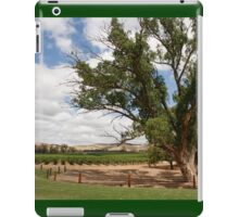 Barossa Valley Landscape iPad Case/Skin