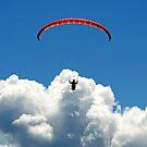 Jump into the clouds by Antonio Zarli