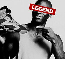 Legeng - J6 Carmines by tee4daily