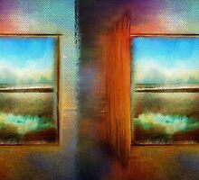 Window to Anywhere by ginkelmier