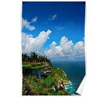Bali splendour Poster