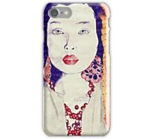 Asian Beauty iPhone Case/Skin