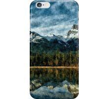 Mountain Lake iPhone Case/Skin
