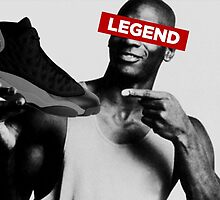 Legend - J13 by tee4daily