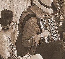 The Freo Music man by Greyman