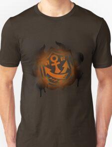 Splatoon Inspired: Graffiti Ranked Battle Icon Unisex T-Shirt
