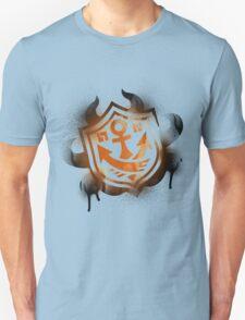 Splatoon Inspired: Graffiti Ranked Battle Icon T-Shirt
