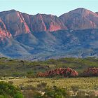 Mount Sonder by mspfoto