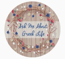 Rho Gamma - Ask Me About Greek Life by audrence