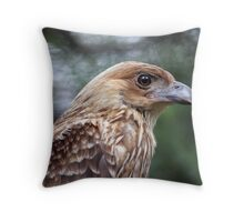 The Whistling Kite Throw Pillow