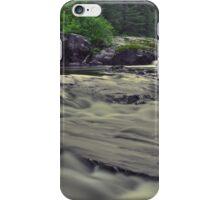 Whitefish River iPhone Case/Skin