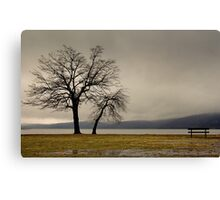 Peekskill Riverfront Canvas Print