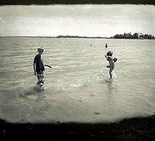 Keegan & Chloe in the Atlantic by ShellyKay