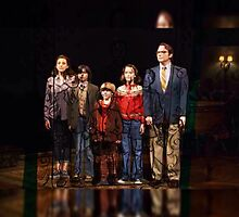 Welcome to Our House on Maple Avenue- Fun Home on Broadway by beffyann02