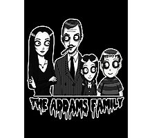The Addams Family Portrait Photographic Print