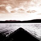 On the Lake by Tim Mannle