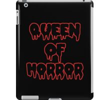 Queen Of Horror iPad Case/Skin