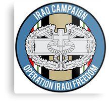 Iraqi Freedom CFMB Metal Print