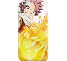 Fairy Tail Natsu iPhone Case/Skin