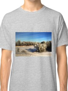 NATURE'S BRUSH  Classic T-Shirt