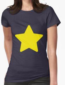 Steven Star Womens Fitted T-Shirt
