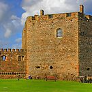 Blackness Castle Stern by Tom Gomez
