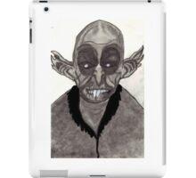 HALLOWEEN VAMPIRE NOSFERATU  iPad Case/Skin