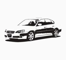 Subaru Legacy Sedan 2004 by garts