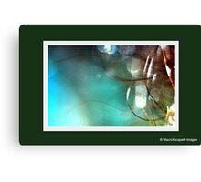 Under Sea Macro World Canvas Print