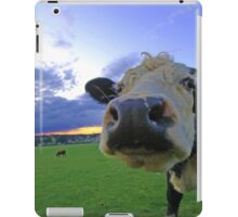 Cows & Storms iPad Case/Skin