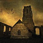 Cove Hithe Church, Suffolk (Gothic style) by DaveTurner