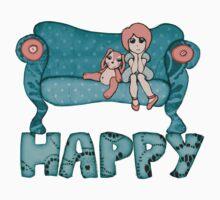Happy by micklyn