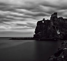 Clouds over the Castle by Andrea Rapisarda