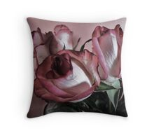 Out of one phase... Into another Throw Pillow